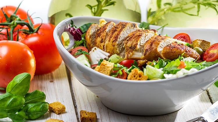 Aan Goed Eten Gaat Het Je Niet Ontbreken