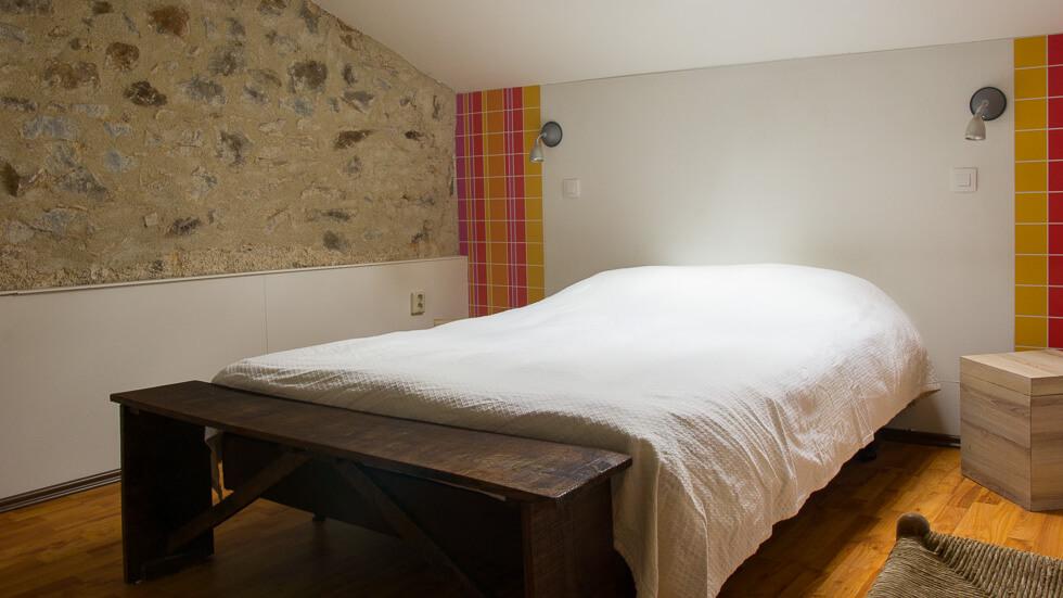 Ruime slaapkamers met heerlijke bedden